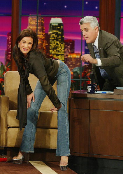 Toe「The Tonight Show with Jay Leno」:写真・画像(1)[壁紙.com]