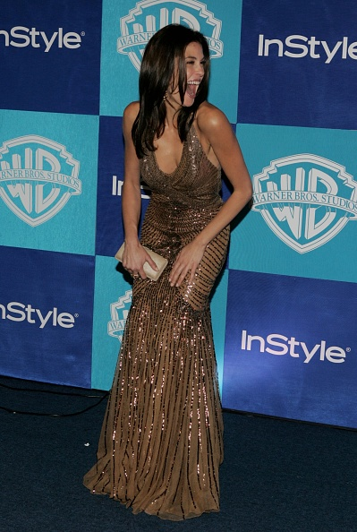 Gold Purse「Warner Bros./InStyle Golden Globe After Party - Arrivals」:写真・画像(14)[壁紙.com]