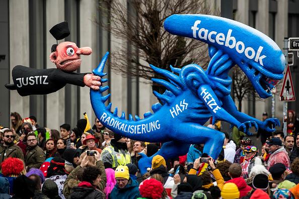 Big Tech「Dusseldorf Holds Rose Monday Carnival Parade」:写真・画像(3)[壁紙.com]