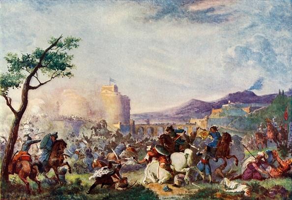 Battle「John Sobieski At The Relief Of Vienna」:写真・画像(7)[壁紙.com]