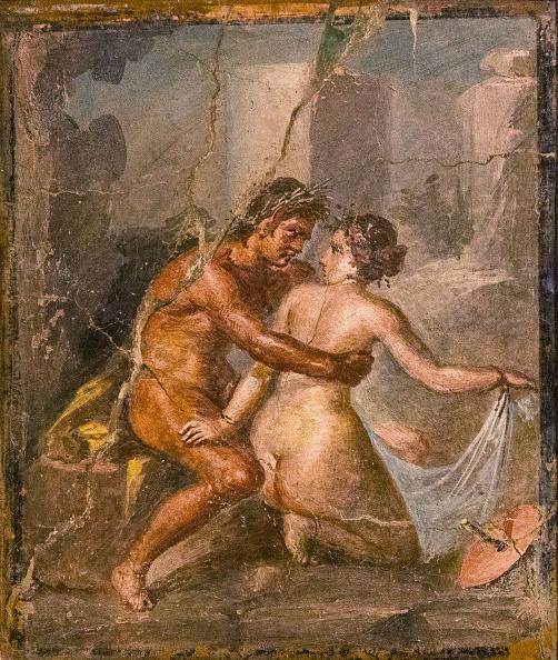 Fine Art Painting「Satyr And Nymph」:写真・画像(14)[壁紙.com]