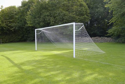 Goal - Sports Equipment「Empty goal net」:スマホ壁紙(14)