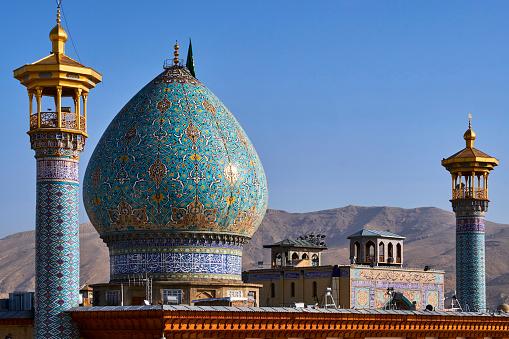 Shiraz「Iran, Shiraz, Shah Cheragh」:スマホ壁紙(12)