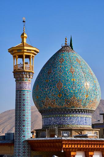 Iran「Iran, Shiraz, Shah Cheragh」:スマホ壁紙(11)