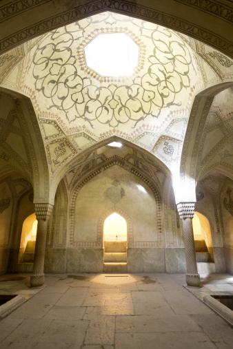 Iranian Culture「Iran, Shiraz, baths inside Zand Citadel」:スマホ壁紙(1)