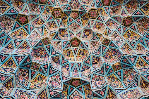 Iran「Iran, Shiraz, Nasir al Molk mosque」:スマホ壁紙(16)