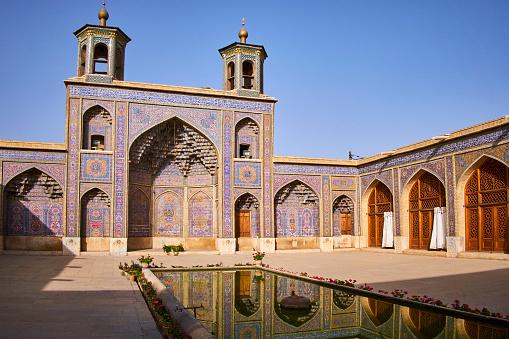 Iranian Culture「Iran, Shiraz, Nasir al Molk mosque」:スマホ壁紙(18)
