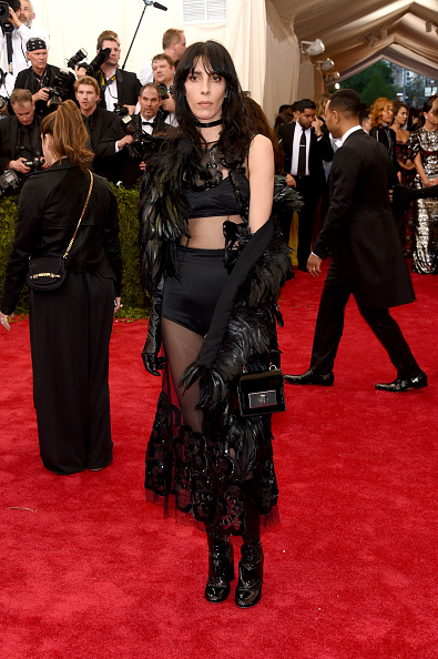 Panties「'China: Through The Looking Glass' Costume Institute Benefit Gala - Arrivals」:写真・画像(14)[壁紙.com]