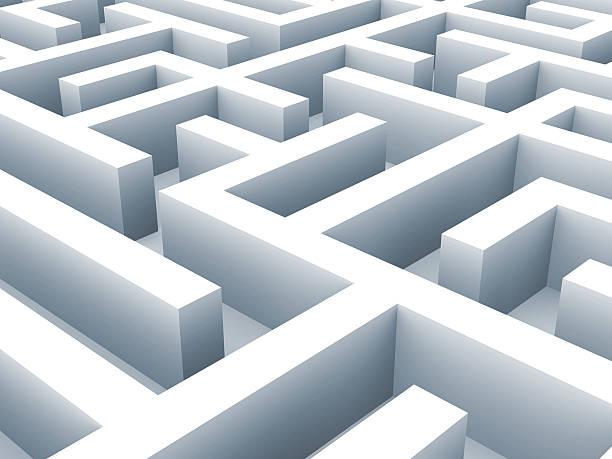 Maze - labirynth. Problem concept:スマホ壁紙(壁紙.com)