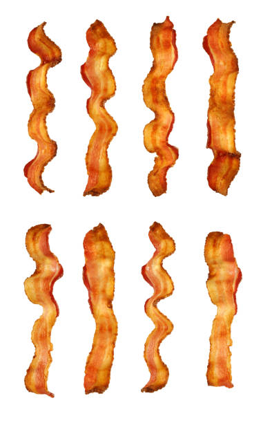 Isolated Bacon Collection:スマホ壁紙(壁紙.com)