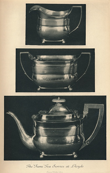 Teapot「The Fame Tea Service At Lloyds C」:写真・画像(12)[壁紙.com]