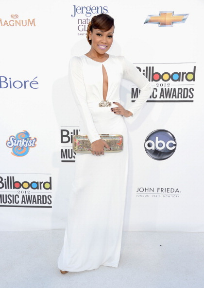 Oversized Purse「2012 Billboard Music Awards - Arrivals」:写真・画像(13)[壁紙.com]