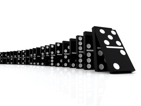 Continuity「Domino Effect」:スマホ壁紙(11)