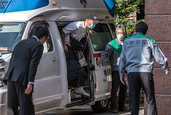 Tokyo - Japan「Japan To Declare A State Of Emergency To Contain Coronavirus Outbreak」:写真・画像(15)[壁紙.com]