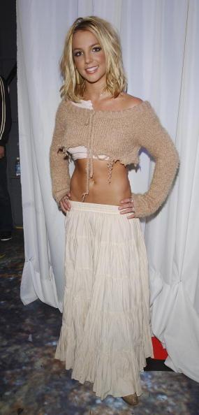 Maxi Skirt「MTV TRL Awards」:写真・画像(1)[壁紙.com]