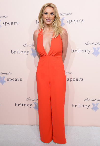 Britney Spears「Britney Spears Hosts The Exclusive Unveiling Of Her Signature Sleepwear Line: The Intimate Britney Spears」:写真・画像(18)[壁紙.com]