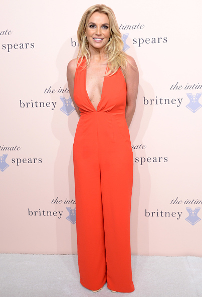 Exclusive「Britney Spears Hosts The Exclusive Unveiling Of Her Signature Sleepwear Line: The Intimate Britney Spears」:写真・画像(16)[壁紙.com]