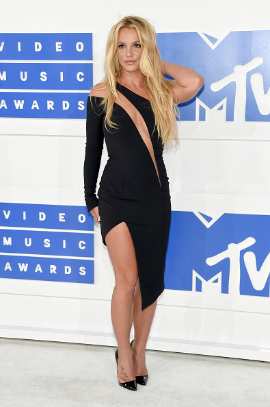 Britney Spears「2016 MTV Video Music Awards - Arrivals」:写真・画像(14)[壁紙.com]