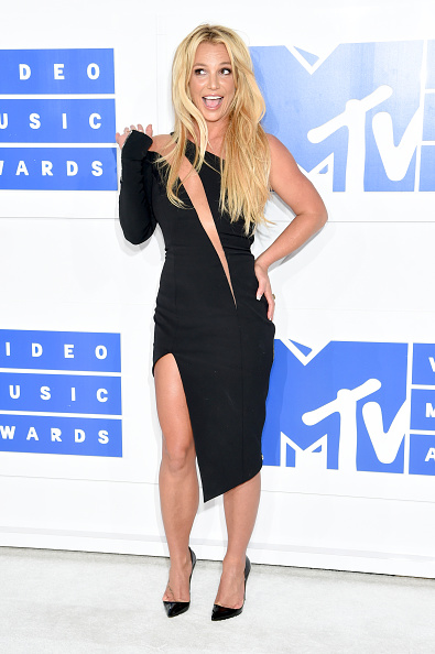 Britney Spears「2016 MTV Video Music Awards - Arrivals」:写真・画像(17)[壁紙.com]