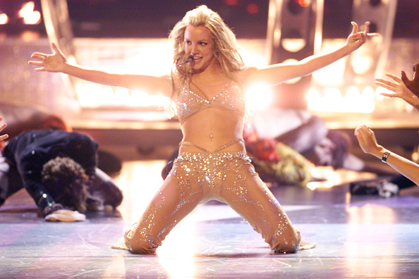 Britney Spears「2000 MTV Video Music Awards」:写真・画像(10)[壁紙.com]