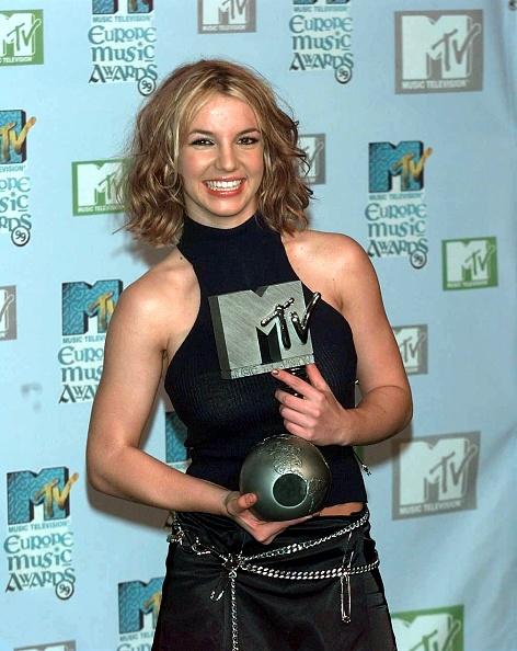 ブリトニー・スピアーズ「MTV Europe Music Awards」:写真・画像(0)[壁紙.com]