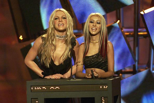 Christina Aguilera「2000 MTV VIDEO MUSIC AWARDS」:写真・画像(7)[壁紙.com]