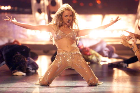 Nude Colored Pants「2000 MTV Video Music Awards」:写真・画像(14)[壁紙.com]