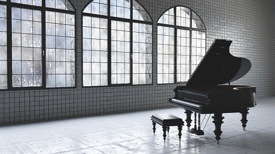 Industry「Loft warehouse music concept」:スマホ壁紙(4)