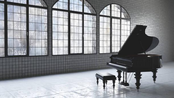 Loft warehouse music concept:スマホ壁紙(壁紙.com)