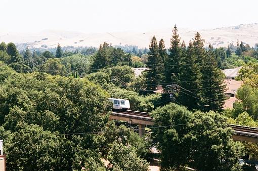 鉄道・列車「BART Train」:スマホ壁紙(14)