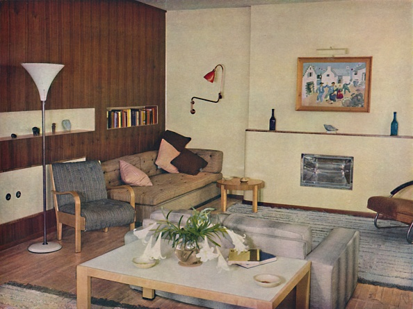 Plywood「The Living-Room In A London Flat」:写真・画像(17)[壁紙.com]