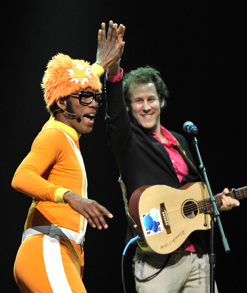 Lee Yo「Yo Gabba Gabba Live! - Los Angeles, CA」:写真・画像(10)[壁紙.com]