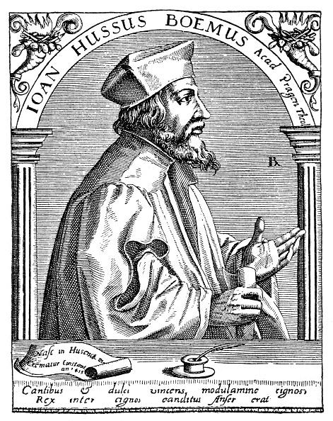 Circa 14th Century「John Huss」:写真・画像(1)[壁紙.com]