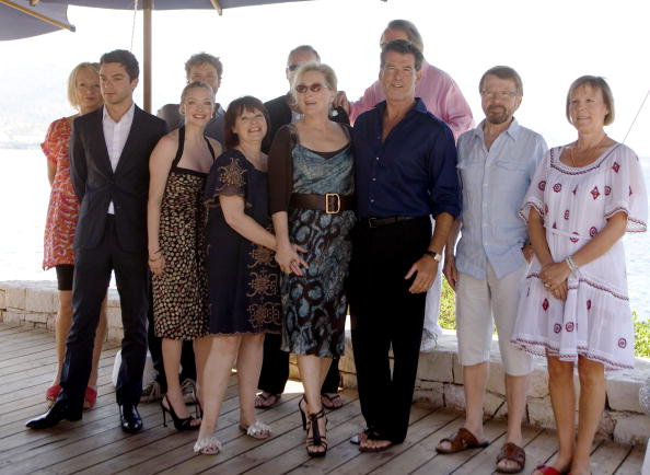 Bjorn Ulvaeus「Mamma Mia! - International Photocall」:写真・画像(16)[壁紙.com]