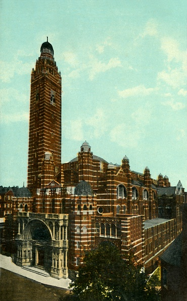 Post - Structure「Westminster Cathedral」:写真・画像(19)[壁紙.com]