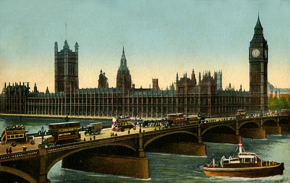 Passenger Craft「Westminster Bridge And The Houses Of Parliament」:写真・画像(18)[壁紙.com]
