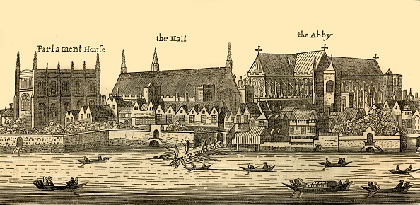 Rowing「Westminster In 1640」:写真・画像(15)[壁紙.com]