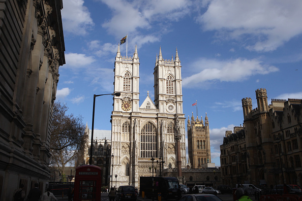 Westminster Abbey「Westminster Abbey Is Illuminated In Afternoon Sunlight」:写真・画像(2)[壁紙.com]