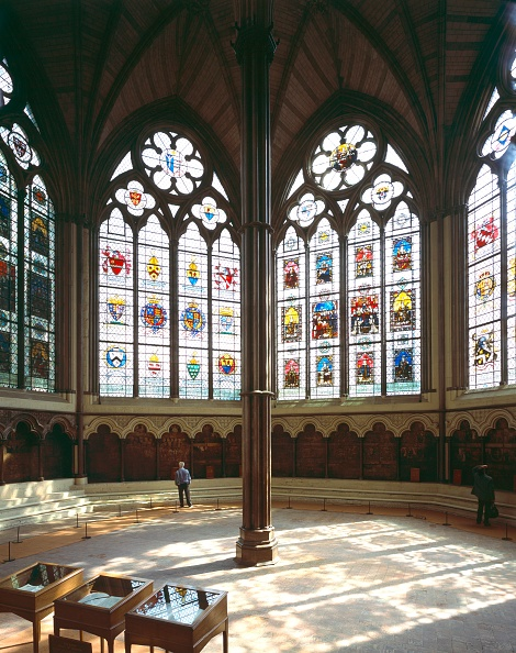 Stained Glass「Westminster Abbey: Chapter House, c1990-2010」:写真・画像(4)[壁紙.com]