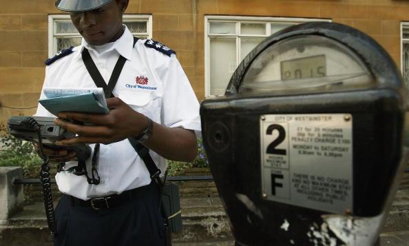 Parking「England's Parking Revenue Rockets To 1bn GBP」:写真・画像(9)[壁紙.com]