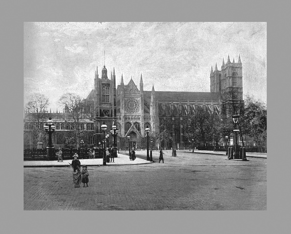 Stuart - Florida「Westminster Abbey, London, C1900」:写真・画像(6)[壁紙.com]