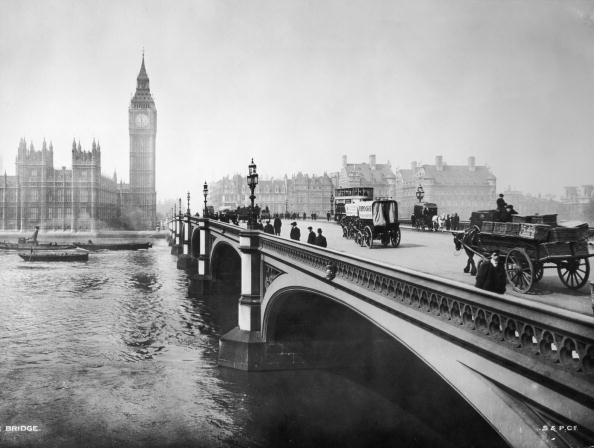 Houses Of Parliament - London「Westminster Bridge」:写真・画像(17)[壁紙.com]