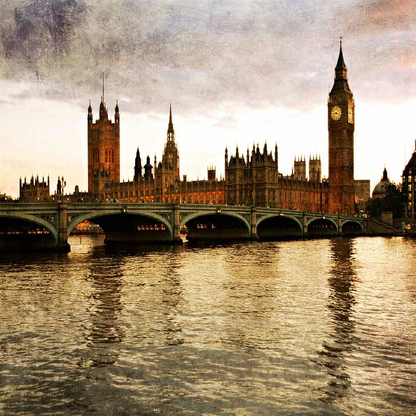 Gothic Style「Westminster Bridge and Big Ben, London, UK」:写真・画像(10)[壁紙.com]