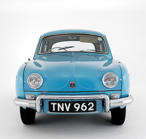 Facade「1959 Renault Dauphine」:写真・画像(4)[壁紙.com]