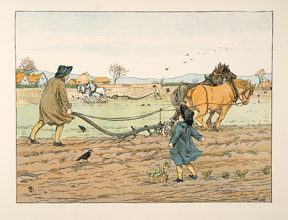 Sowing「The Ploughman」:写真・画像(9)[壁紙.com]