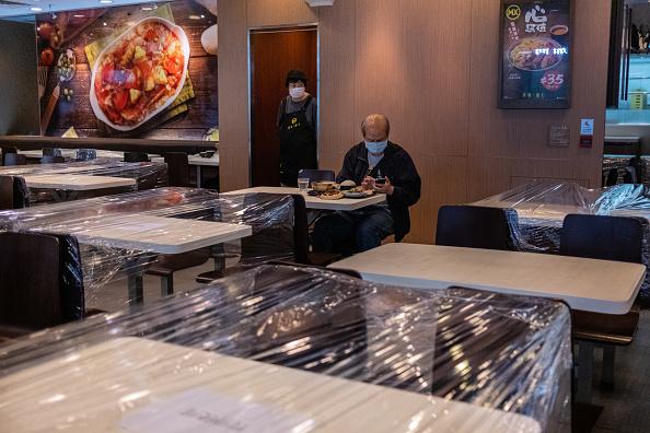 Restaurant「Tourism In Hong Kong Battered By The Coronavirus Outbreak」:写真・画像(18)[壁紙.com]