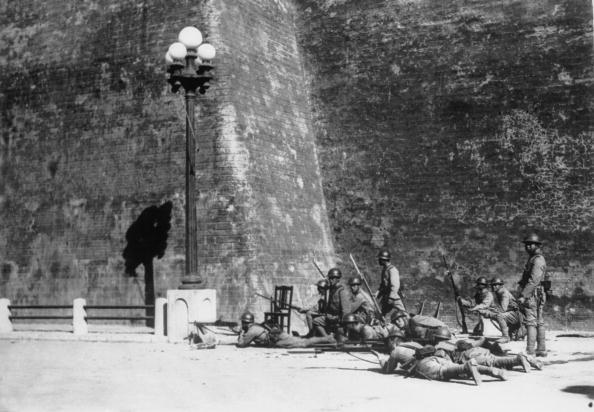 Guarding「Fortress Wall」:写真・画像(19)[壁紙.com]
