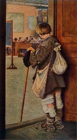 Writing「By The School Doors」:写真・画像(19)[壁紙.com]