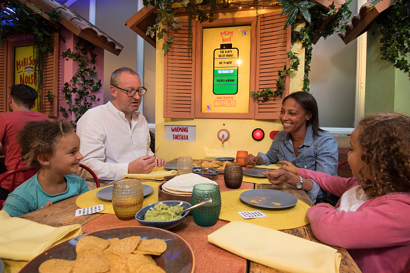 Tortilla - Flatbread「Old El Paso Open UK's First Restaurant Powered By Diners' Conversation」:写真・画像(11)[壁紙.com]