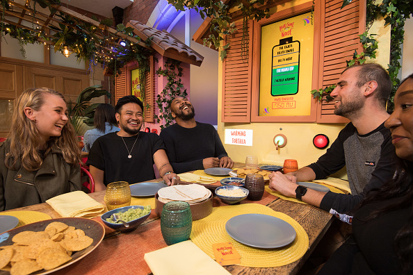 Tortilla - Flatbread「Old El Paso Open UK's First Restaurant Powered By Diners' Conversation」:写真・画像(6)[壁紙.com]